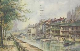 Metz      Illustrateur  E Burner - Metz