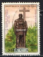 MACAO - 1968 - PEDRO ALVARES CABRAL - COLONIZZATORE - USATO - Macao