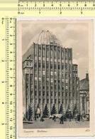 1955 HANNOVER Hochhaus T PORTO JUGOSLAVIJA Nice Stamps  Vintage Photo Postcard Rppc Pc - Hannover
