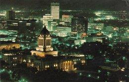 WINNIPEG, MANITOBA - Winnipeg