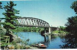 MOTLONG S  CANADIAN CAMPS LTD.-SIOUX NARROWS ONTARIO - Non Classificati