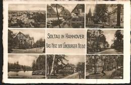 Soltau In Hannover Das Herz Der Lüneburger Heide Non Circulée - Hannover