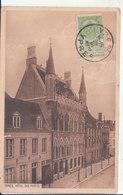 Ypres - Hôtel Des Postes - Ieper