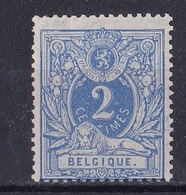 Timbre Belgique 27XX - 1884-1891 Leopold II.