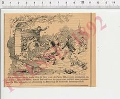 Presse 1892 Publicité Orchestre Limonaire Frères Fête Du 14 Juillet Danse 222R8 - Unclassified