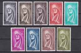 FERNANDO POO 1960 - Serie Completa Nueva Sin Fijasellos Edifil Nº 179/187 - MNH - - Fernando Po