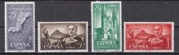 FERNANDO POO 1961 - Serie Completa Nueva Sin Fijasellos Edifil Nº 199/202 - MNH - - Fernando Po