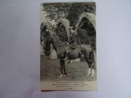 CPA  60 Organisateur Des Fetes De Jeanne D'Arc (1909) M. R. FOURNIER SARLOVEZE Maire De Compiègne TBE - Compiegne