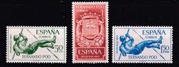 FERNANDO POO 1965 - Serie Completa Nueva Sin Fijasellos Edifil Nº 246/247 - MNH - - Fernando Po