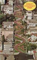 LOMBARD STREET-SAN FRANCISCO - San Francisco