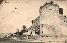 D11  ST- FELIX  Reste Des Remparts Du Château  ... - France