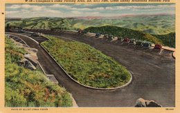 CLINGMAN S  DOME PERKING AREA-GREAT SMOKY MOUNTAINS NATIONAL PARK - Non Classificati