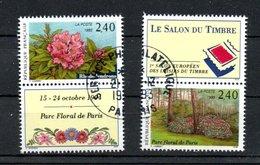 B14 France N°  2849 + 2850 Oblitération 1er Jour - France