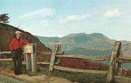 GRAYBEARD MOUNTAIN-THE BLACK MAUNTAINS IN DISTANCE-WESTERN NORTH CAROLINA - Non Classificati