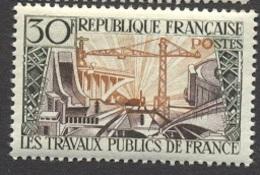 France N°1114 Neuf ** 1957 - Neufs