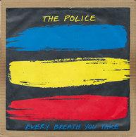"7"" Single, The Police - Every Breathe You Take - Disco, Pop"