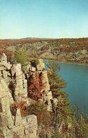 DEVIL S LAKE STATE PARK-WISCONSIN - Stati Uniti