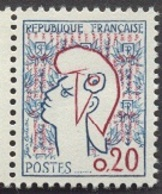 France N°1282 Neuf ** 1961 - Nuovi