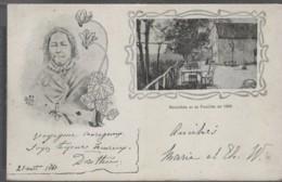 88 - VAL D'AJOL -  DOROTHÉE Et Sa Feuillée En 1860 - Otros Municipios