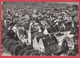 CPSM-68- ROUFFACH- Vue Aérienne - Tour Des Sorcières E Maisons Renaissance- Ann.60 ** 2 SCAN- - Rouffach
