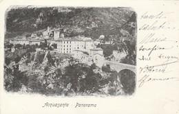 ACQUASANTA - PANORAMA - Ascoli Piceno