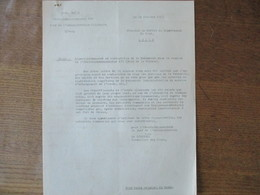 OBERFELDKOMMANDANTUR 670 LE 11.10.1941 RAVITAILLEMENT EN COMBUSTIBLES DE L'ARMEE DANS LE RESSORT DE L'O.F.K. 670 - Documents Historiques