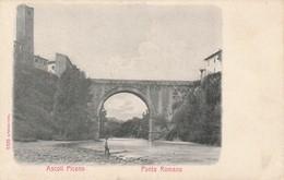 ASCOLI PICENO - PONTE ROMANO - Ascoli Piceno