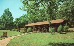 MERAMEC STATE PARK-MUSEUM-NEAR STANTON-SULLIVAN, MO. - St Louis – Missouri