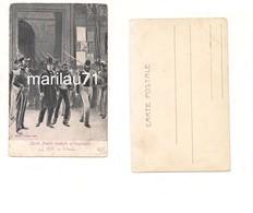 P720 Cartolina Carlo Poerio Ergastolo Islanda 1859 - Prigione E Prigionieri