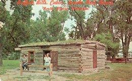 BUFFALO BILL S SCOUT S  REST RANCH-NEBRASKA-1966 - North Platte