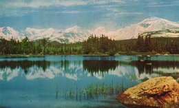 RED ROCKS LAKE-COLORADO - Rocky Mountains