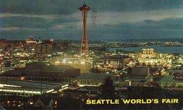 SEATTLE WORLD S FAIR-1962 - Seattle