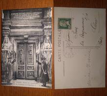 Paris Parigi Hotel Des Invalides Porte Du Tombeau De Napoleon I - Viaggiata 1928 Anni '20 Francia France - Distretto: 07