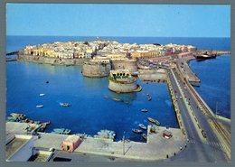 °°° Cartolina - Gallipoli I Castelli Città Vecchia Viaggiata °°° - Lecce
