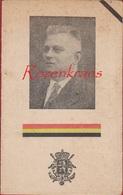 Ernest Steurs Herentals WW2 WWII Weerstander Buchenwald Nazi Concentratiekamp Konzentrationslager Dora Doodsprentje - 1939-45