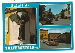 3873 - TRAVERSETOLO PARMA SALUTI DA - 3 VEDUTE 1996 - Altre Città