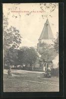 CPA Fontaine-les-Dijon, Place De L'Eglise - Dijon