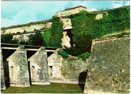 CPSM Ile D'Oléron 17. Le Château. Porte De La Citadelle, 1973 - Ile D'Oléron
