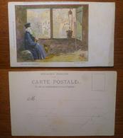Paris Parigi Exposition Universelle MINIERE SOUTERRAINE CELLEULE DE L'HERMITE Anni '900 Francia France - Mostre