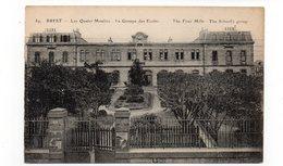 29 - BREST -  Les Quatre Moulins - Le Groupe Des écoles (S113) - Brest