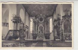 Schmiedeberg I. Riesengebirge - Kath. Kirche - Innenansicht - Um 1930 - Schlesien