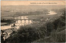 31nb 318 CPA - NANTEUIL - VUE DE LA MARNE SUR SANCY - Autres Communes