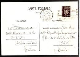 28736 - OMEC P.P. TOULOUSE S/entier - 1921-1960: Moderne