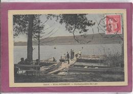 25. MALBUISSON .-  Embarcadère Du Lac - Pontarlier
