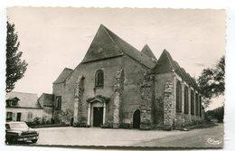 CPsm  45 : COURTENAY  église      A  VOIR   !!!!!! - Courtenay