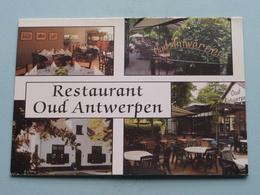 Restaurant - Wijnschuur OUD ANTWERPEN () Elisalei Brasschaat ( Zie Foto's ) ! - Visiting Cards