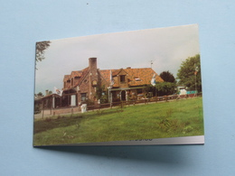 "Taverne Restaurant "" DE GROUWESTEEN "" () Sint-Pauwels ( Zie Foto's ) ! - Visiting Cards"
