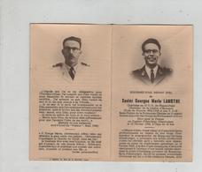 Lamothe GUC Phnom Penh Combat Amelang 1950 Saint Cyrien Déporté Buchenwald Dora - Images Religieuses