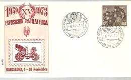 MATASELLOS 1973   SEAT - 1931-Hoy: 2ª República - ... Juan Carlos I