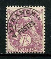 FRANCE Préoblitérés 1927 N° 42 ** Neuf MNH Superbe Cote  1,50 € +  Type Blanc - 1893-1947